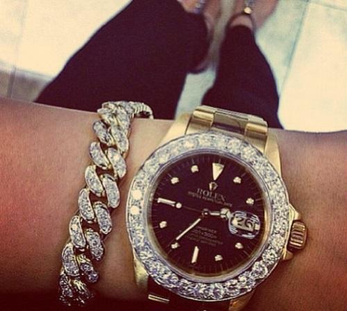 Relojes de réplica de Rolex para mujeres: ¡Las chicas también las amarán!