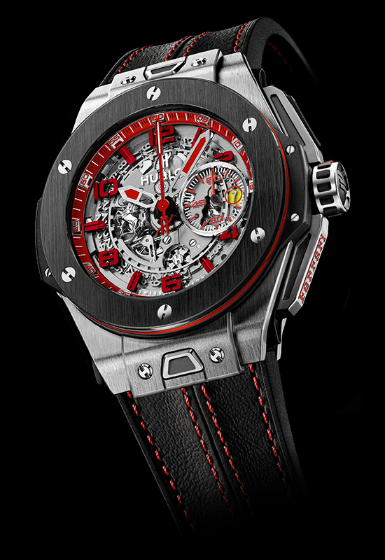 Hublot Big Bang Ferrari UK Replica