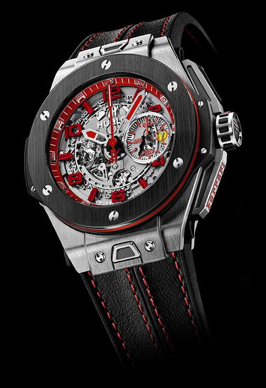 Hublot Big Bang Ferrari UK Replica