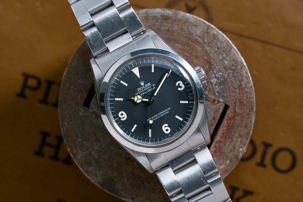Rolex Explorer Réplicas De Relojes, Uno De Los Mejores Diseños!
