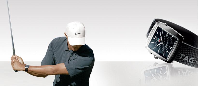 tag heuer golf reloj