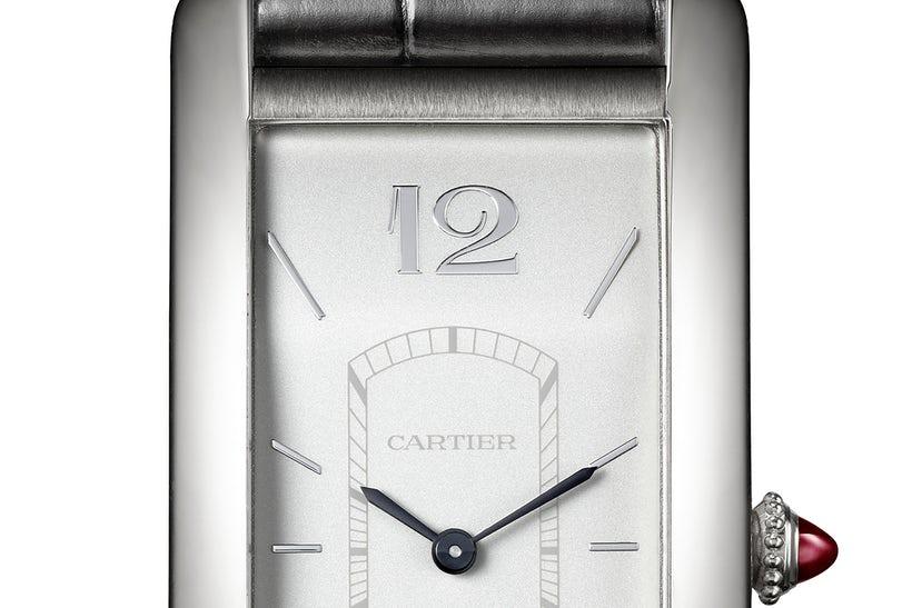 Cartier Tank Cintrée Relojes De Imitacion
