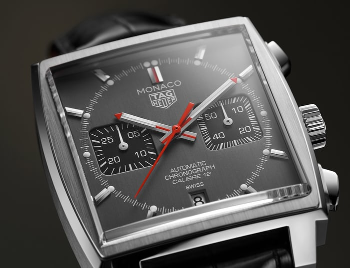 Presentamos el Replicas TAG Heuer Monaco Calibre 12 Final Edition
