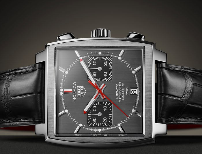 Replicas TAG Heuer Monaco Caliber 12 Final Edition