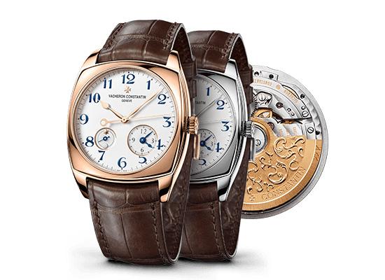 Vacheron Constantin Harmony Dual Time Replicas De Relojes