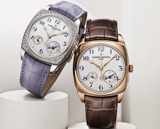 vaceron constantin harmony dual time replicas de relojes