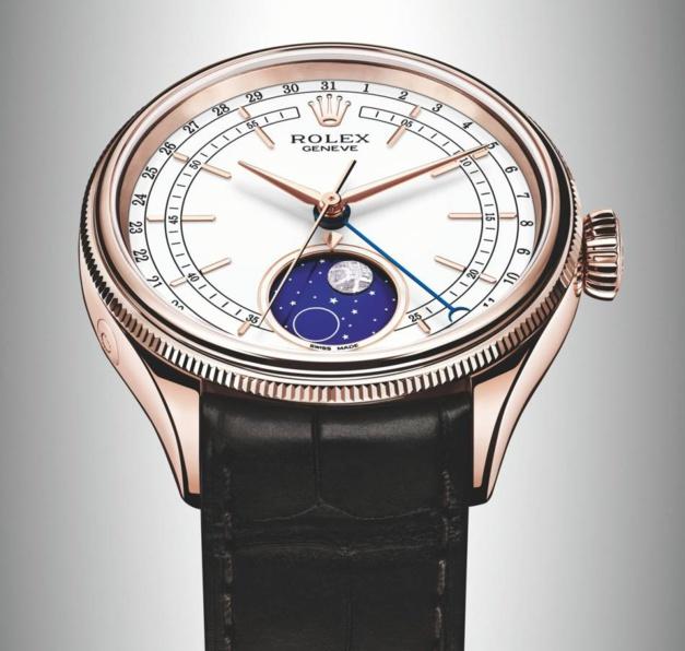 Fase lunar de Rolex Cellini Replica: continuación lógica