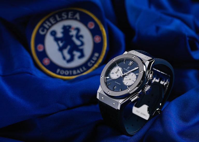 Hublot Classic Fusion Chronograph Chelsea FC Replica