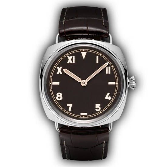 panerai radiomir 3 days oro bianco 47mm pam00376 reloj replica