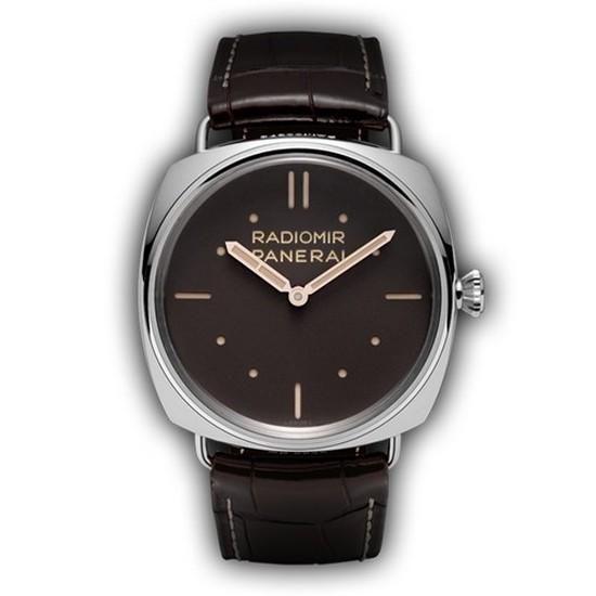 panerai radiomir 3 days platino 47mm pam00373 reloj replica