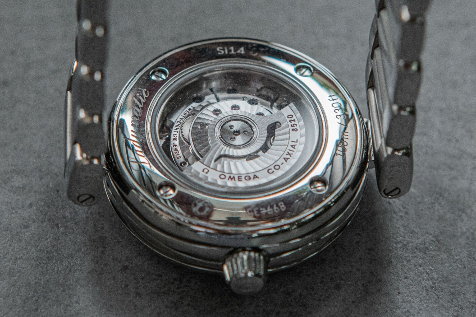 Omega Ladymatic Replica De Reloj