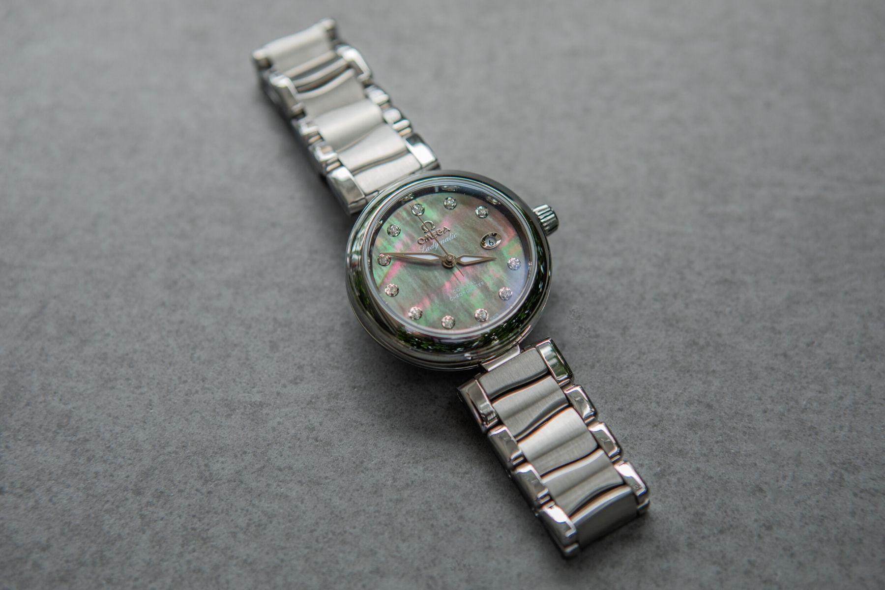 El Reloj Replica Omega Ladymatic