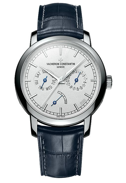 Replicas De Relojes Vacheron Constantin Traditionnelle Day-Date and Power Reserve