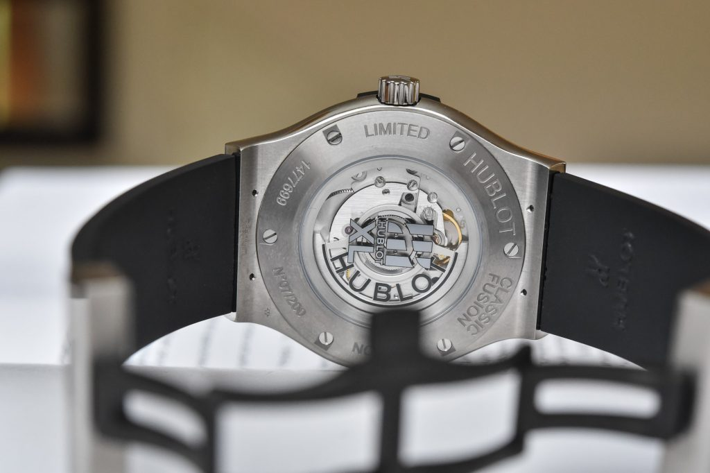 Replicas Relojes Hublot Classic Fusion 40 Aniversario