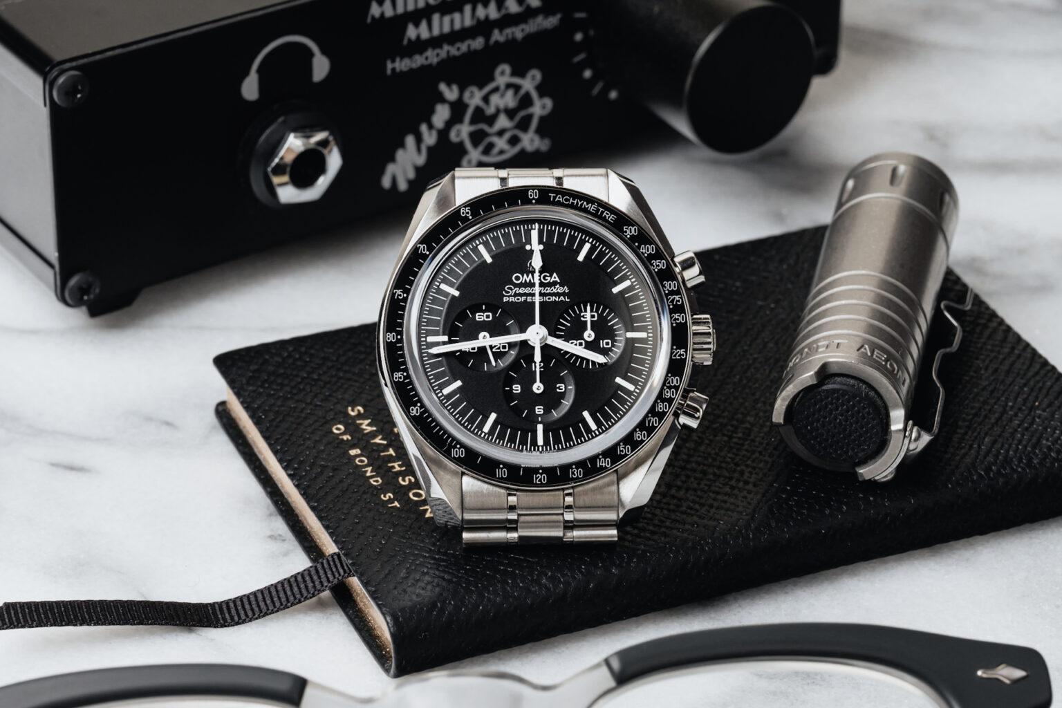 Replicas De Relojes Omega Speedmaster Professional Moonwatch Master Chronometer Sapphire Sandwich