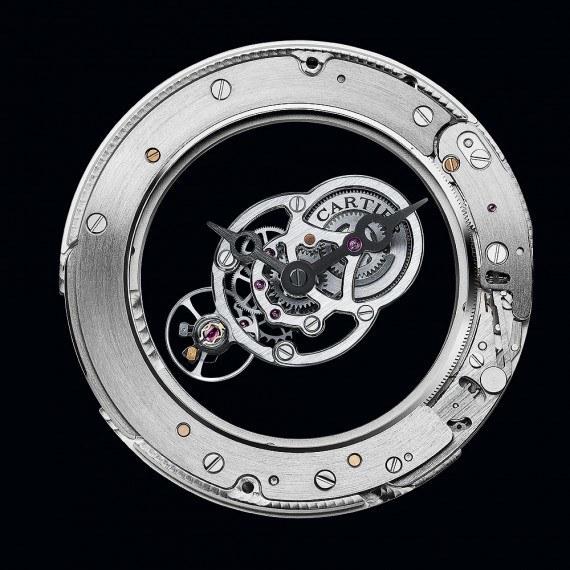 Cartier Rotonde de Cartier Astromystérieux Replica