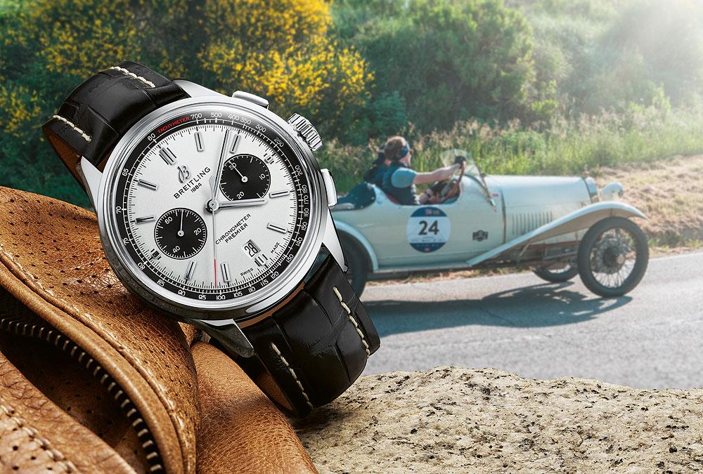 Revisión De La Replica Breitling Premier B01 Chronograph 42