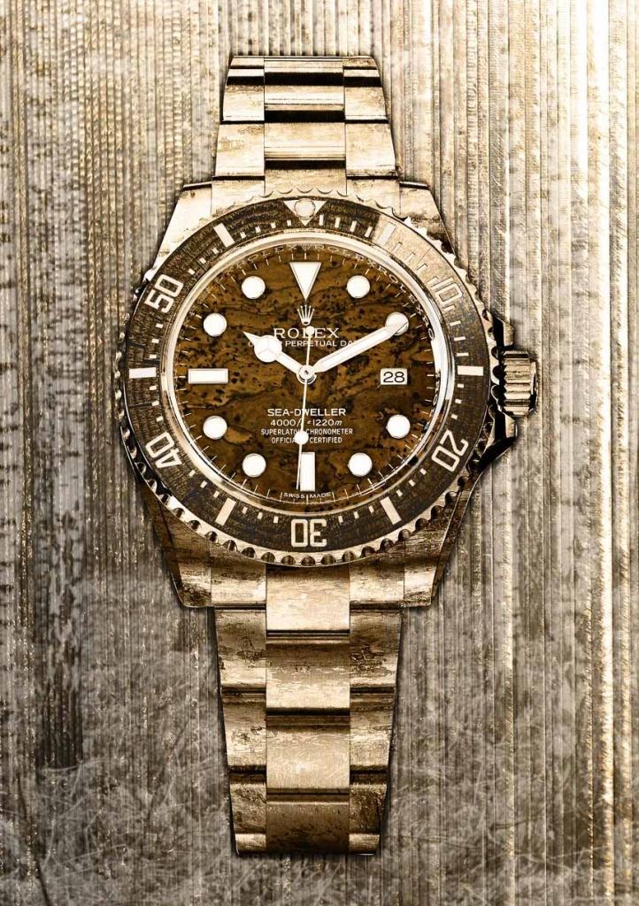 Rolex Sea-Dweller 4000 Replicas Relojes