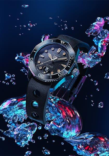 Réplicas de Relojes TAG Heuer Una combinación ganadora de rendimiento y diseño
